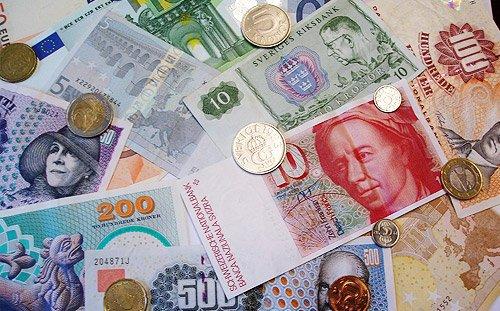 Geld Devisen